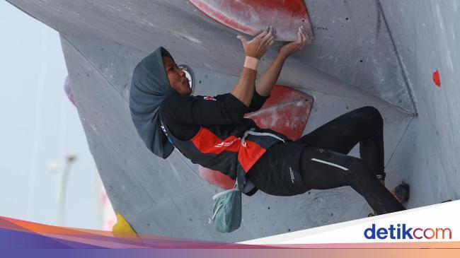 Indonesia Juara Umum Kejuaraan Asia Panjat Tebing 2019