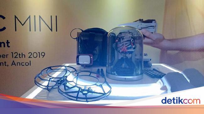 Ini Fitur Lengkap Drone Dji Mavic Mini