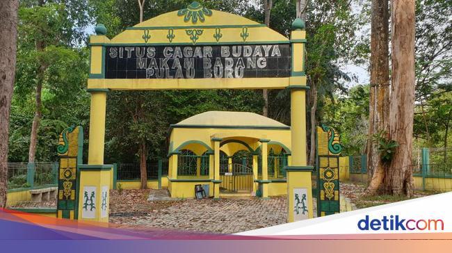 Badang Hero Mobile Legends Yang Makamnya Ada Di Indonesia