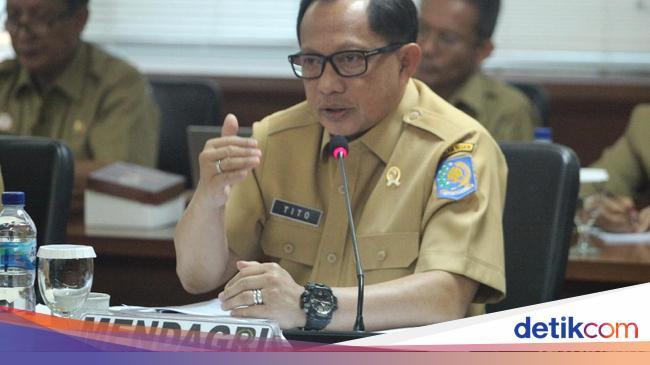 Mendagri Bikin Surat Edaran ke Kepala Daerah Antisipasi 'Desa Hantu' - Detiknews