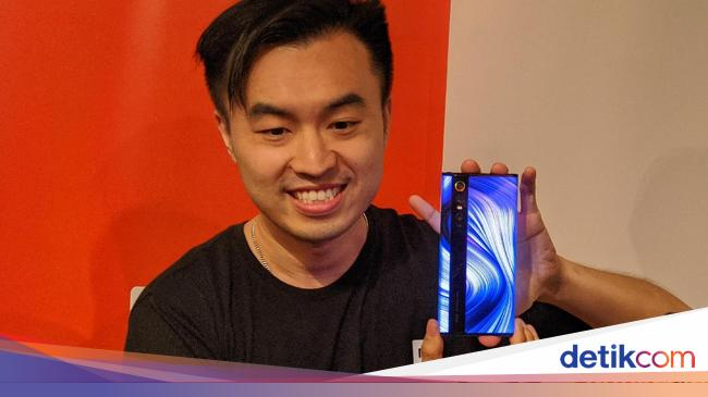 Xiaomi Tunda Kehadiran Mi Mix Alpha yang Desainnya 'Gila'