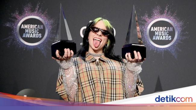 Sebelum Manggung di Grammy, Billie Eilish Tampil di BRIT Awards