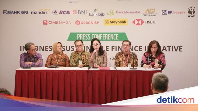 IKBI BBRI 5 Bank Gabung dengan Inisiatif Keuangan Berkelanjutan Indonesia