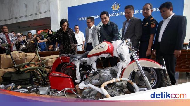 Ari Askhara Cs Lengser, Apa Kabar Kasus Harley & Brompton di Garuda?