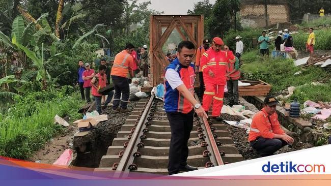 Jalur KA Rangkasbitung-Pandeglang Bakal Dibuka Lagi