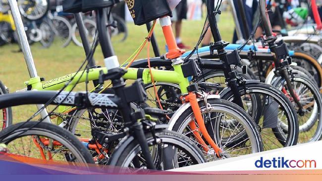 Demam Brompton Redup, Sebeken Apa Sih Sepeda 'Para Sultan' Dulunya?