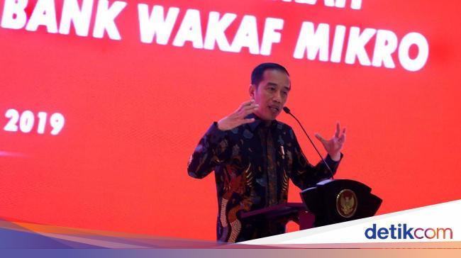 Jokowi Naikkan Batas KUR Tanpa Jaminan Jadi Rp 100 Juta