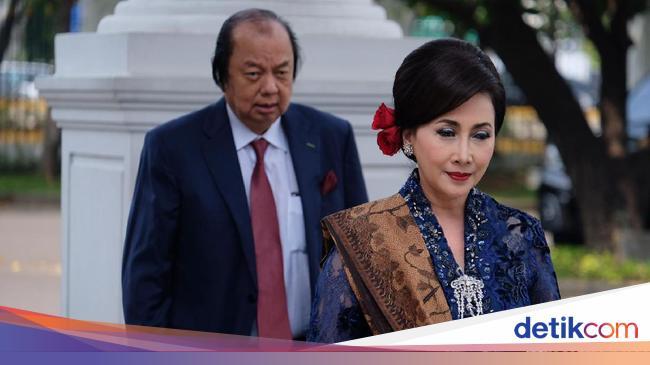 MRAT Bos Mustika Ratu, Satu-satunya Perempuan yang Jadi Wantimpres Jokowi