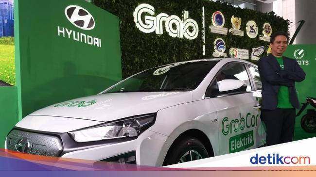Buat Nge Grab Hyundai Ioniq Punya Spek Baterai Berbeda