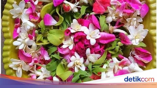 Kantil Hingga Melati Ini Manfaat Makan Kembang 7 Rupa Yang Mistis