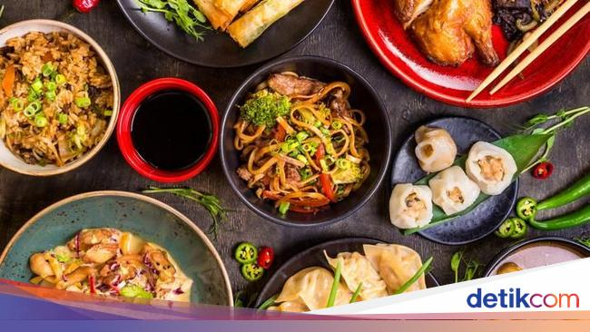 Resto China Tutup Setiap Senin Hingga Makanan Orang Amerika Di
