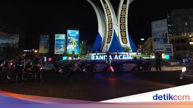 Pergantian Tahun Baru 2020 Di Banda Aceh Tanpa Perayaan