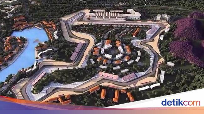 Sirkuit MotoGP Mandalika Kelar Oktober 2020