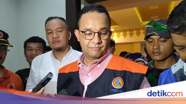 Gubernur Anies: 478 Pompa di DKI Jakarta Semuanya Berfungsi