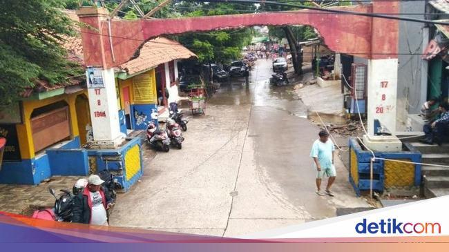 294 Titik Banjir di Kota Tangerang Sudah Surut
