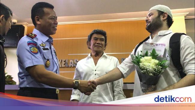 Setelah Bebas, Ridho Rhoma Mau Ngapain Nih?