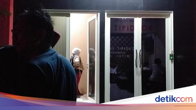 Pantauan Terkini Pemeriksaan Bupati Sidoarjo yang Kena OTT KPK