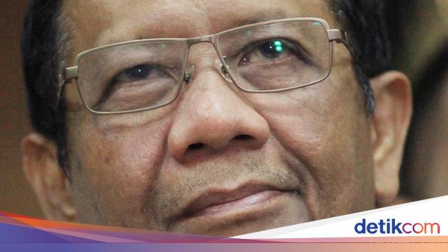Mahfud Md soal Demo Tolak Omnibus Law: Salah Paham, Salah Persepsi