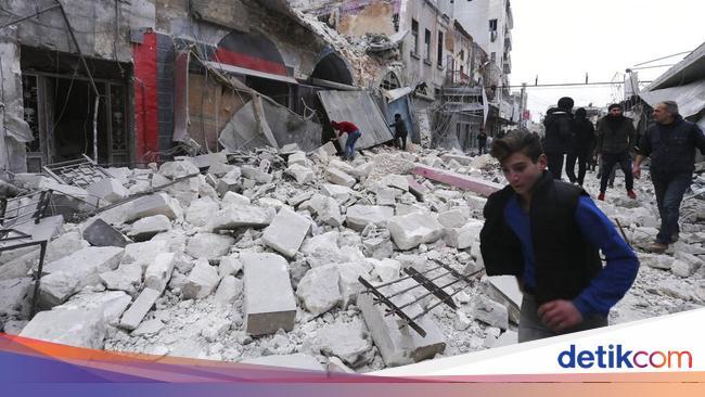 PBB: ISIS Tingkatkan Serangan ke Warga Sipil Suriah Saat Pandemi Corona