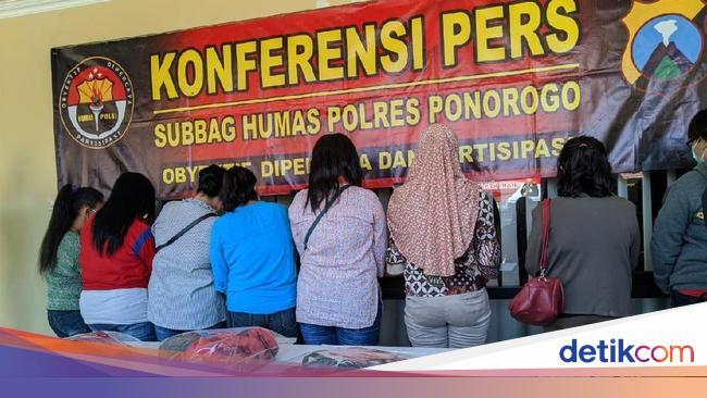 8 Wanita Di Ponorogo Jual Diri Dengan Tarif Rp 100 Ribu Sekali Kencan