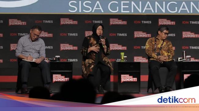 Risma Pamer Proyek Antibanjir Surabaya, Ini Daftarnya