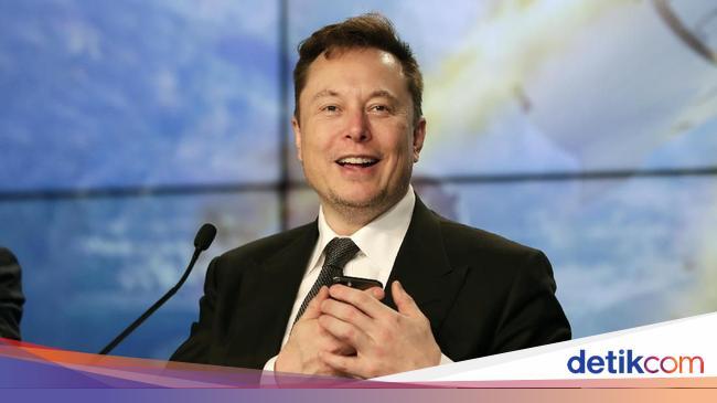 NASA Elon Musk 'Diguyur' Rp 42 T dari NASA buat Bangun Roket