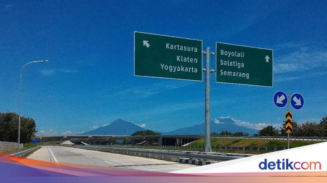 Tarif Tol Jakarta-Solo, Buat yang Mau Liburan Cuti Bersama Siapkan Saldo E-Toll Segini