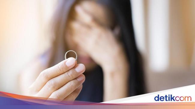 Yang Harus Kamu Sadari Saat Terpuruk karena Usia Pernikahan Cuma Sekejap