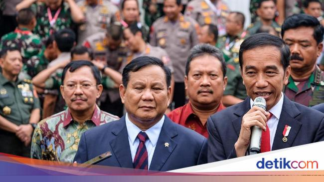 Soal Teknologi Militer, Jokowi Bicara Drone yang Sudah Punya Daya Hancur
