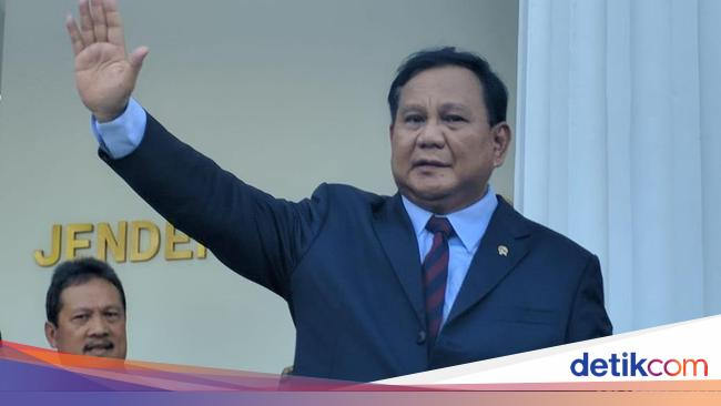 Prabowo: Kita Akan Kembali Gunakan Sishankamrata