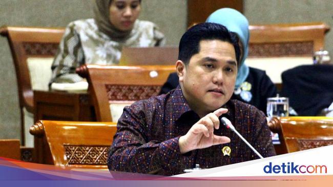 Erick Thohir Rombak Direksi PTPN III