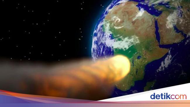 Saking dekatnya, asteroid SW 2020 bisa diamati dar