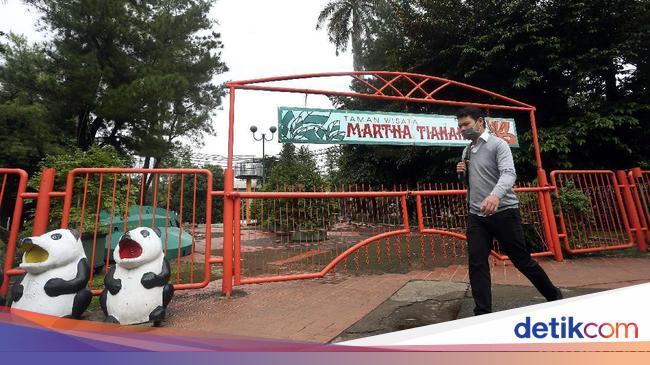 Taman Martha Tiahahu Mangkrak, Ini Rencana Pemprov DKI