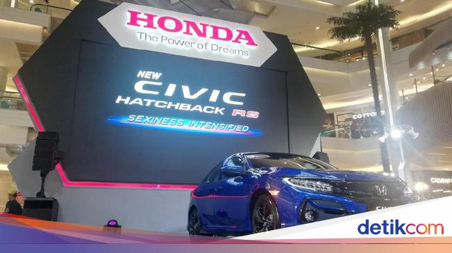 6 Kelebihan New Honda Civic Hatchback RS