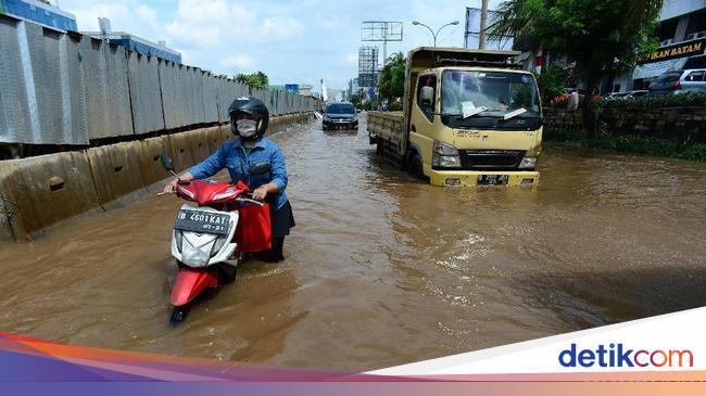 Kritik Anies karena Jakarta Banjir Lagi, Golkar: Jangan Cuma Cari Pembelaan!