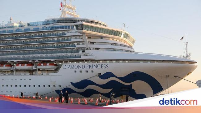 Begini Cara 78 WNI di Kapal Pesiar Jepang Agar Tak Terinfeksi Virus Corona