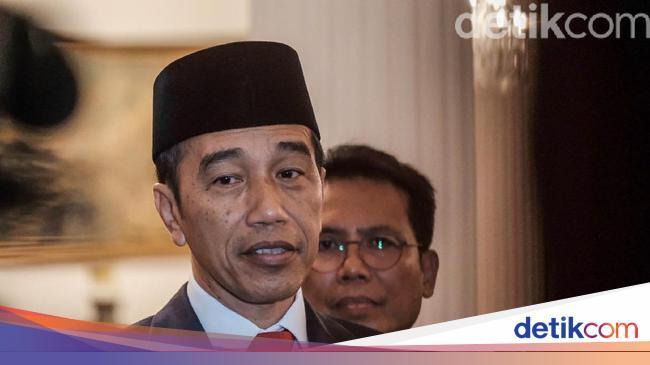 FPNI Bos BKPM Bikin Takjub Jokowi soal Mafia Tanah di Banten