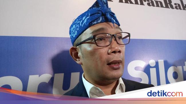 Ridwan Kamil Ungkap Peta Persebaran Corona di Jabar