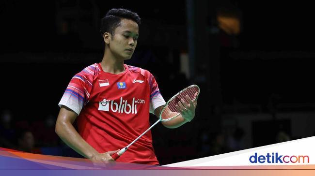 Anthony Ginting Akui Hoki Bisa Lewati Laga Genting Thailand Open