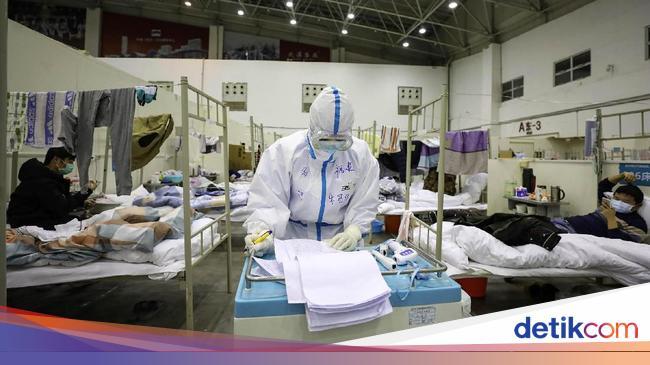 Perawat di Wuhan Terbitkan Surat Terbuka Minta Bantuan Perangi COVID-19