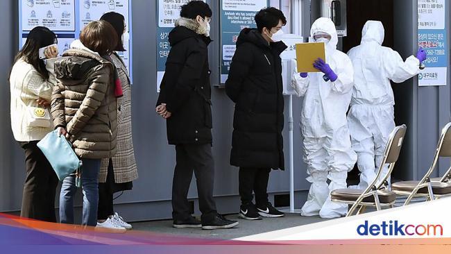 Daegu Jadi Kota Hantu, Sekte Shincheonji Sebut Corona 'Perbuatan Iblis'