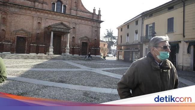 Imbas Virus Corona, 40 Laga Sepak Bola di Italia Ditunda