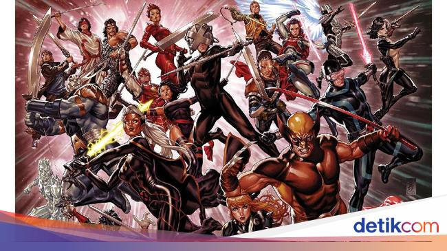 Marvel Gelar Comic Con Virtual Perdana
