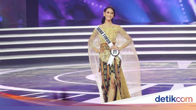 Juara Puteri Indonesia 2020: Raden Roro Ayu Maulid
