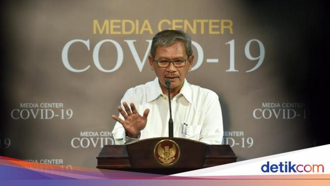 Jubir soal Corona: Sekarang Tanggap Darurat Pandemi, Diumumkan Jokowi
