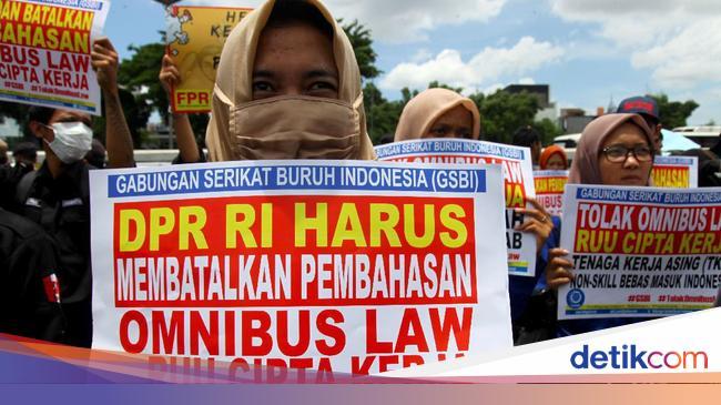 Artikel Tentang Omnibus Law Cipta Kerja
