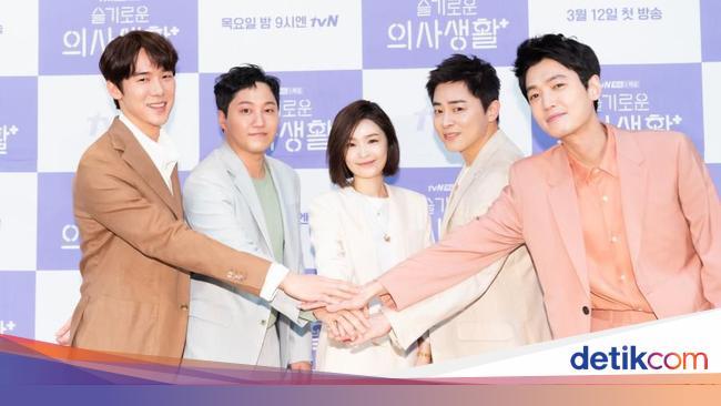 Rekomendasi Drama Dan Film Jo Jung Suk Buat Yang Suka Hospital