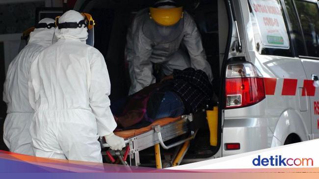 Pasien Positif Corona di Sulteng Punya Riwayat Perjalanan ke Jakarta