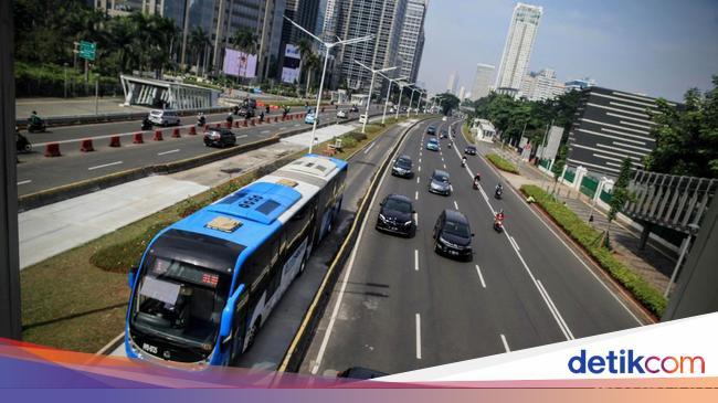 PSBB Jakarta Diperpanjang, Apakah Ganjil-Genap Bel