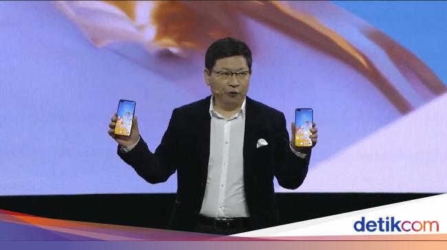 Resmi Dirilis, Ini Spesifikasi Lengkap Huawei P40 Series